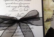 Wedding Invitation Ideas / by Nicole Penn