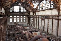 Industriel.