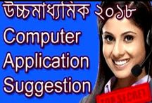 How to download H.S. 2018 Computer Application Suggestion