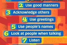 Behaviour management ideas / Behaviour management ideas