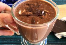 Chocolates quentes !!