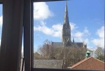 Salisbury / Inspiration for Golding's The Spire