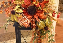 Fall Crafts/decorating / by Linda Trimble