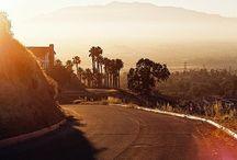 LA and Cali / Good vibrations