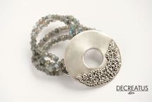 Decreatus - Art clay silver jewellery