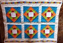 My Quilts / by Marie Paterson
