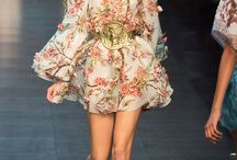Dolce and Gabanna Spring 2014