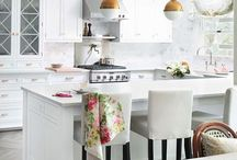 Kitchens / by Danika Carter @ Your Organic Life