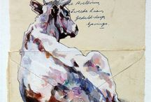 Cow Pics/Drawings /Paintings
