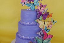 Taylor's butterfly birthday party  / by Crystal Collins