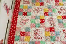 1930's with RW baby quilt