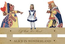 All Things Alice Toys & Crafts / Craft ideas and items for Alice / by Dona Deam