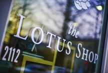 Lotus Shop / The Lotus Shop, has many fun items available for purchase at 2112 Flora Street across the street from the museum