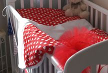 Lovely bedding by PatYo Bella / Beautiful, special bedding for girls and boys.