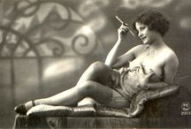 Vintage beauties / Beautiful women from bygone days