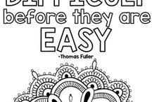 Inspirational sayings for kids