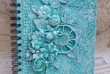 notesbook handmade
