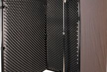 Home studio sound proof