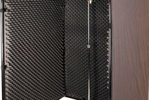 Home studio sound proof
