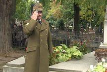 Megemlékezés 1849.október 06. Az ARADI VÉRTANÚK EMLÉKNAPJA. Lenkey János honvéd tábornok sírjánál