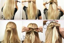 some ideas for hairstyles