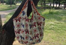 bag / handmade bag . ncc