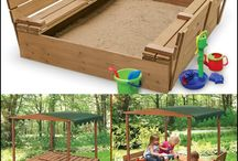 Garden Playground Ideas