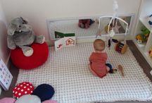 montessori espace bébé