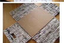 Reciclagem jornal