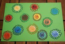 Grafomotoryka i sprawność manualna / Ćwiczenia grafomotoryczne, rozwijanie koordynacji wzorkowo- ruchowej, kaligrafia, prace plastyczne kształtujące sprawność manualną. Dla maluchów, przedszkolaków oraz młodszych uczniów szkoły podstawowej.