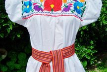 Happy Mexican Blouses