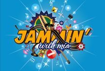 Afternoon Show - Jammin' with Mia / Jammin' with Mia is an afternoon show from 4 till 7 PM with our cutest host Mia!