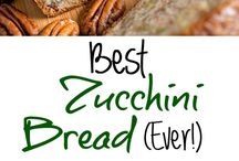 Zucchini / Fantastic ways to use