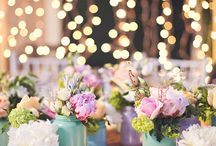WEDDING | Colours - Pastels