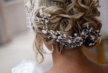 updos/ wedding hair