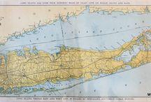 Long Island Maps / Antique Maps of Long Island