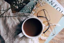 coffee and tea ❤☕