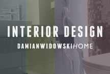 INTERIOR DESIGN FROM DAMIAN WIDOWSKI / Projects of interiors made by me!