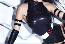 Cosplay Psylocke / Cosplay Psylocke de (X-men | Marvel Comics)