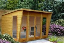 Summerhouses and Garden Rooms / Our range of summerhouses and garden rooms