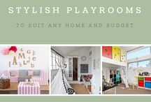 Stylish Playrooms