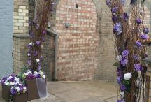 wedding arches / All our arches are available to hire from as little as £60