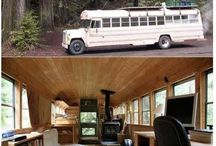 Dads bus house / by Cristie Yager
