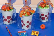 Basketball / Party Ideas / by Stacy Booker