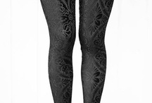 Style: Black Milk / Give me nylon or give me death. http://blackmilkclothing.com/ / by Meg *