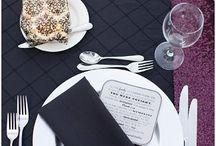 WEDDING - Tables, details, decorations