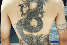 Tatouages De Dragon