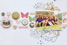SCRAPBOOKING / by SUE FERGUSON CTMH Independent Consultant