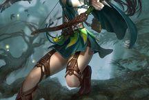 Elfe, fairies