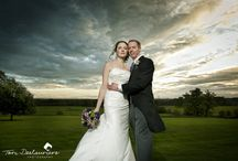 Weddings at the perfect time of day / A selection of great photos from weddings; silhouettes, early morning, evening